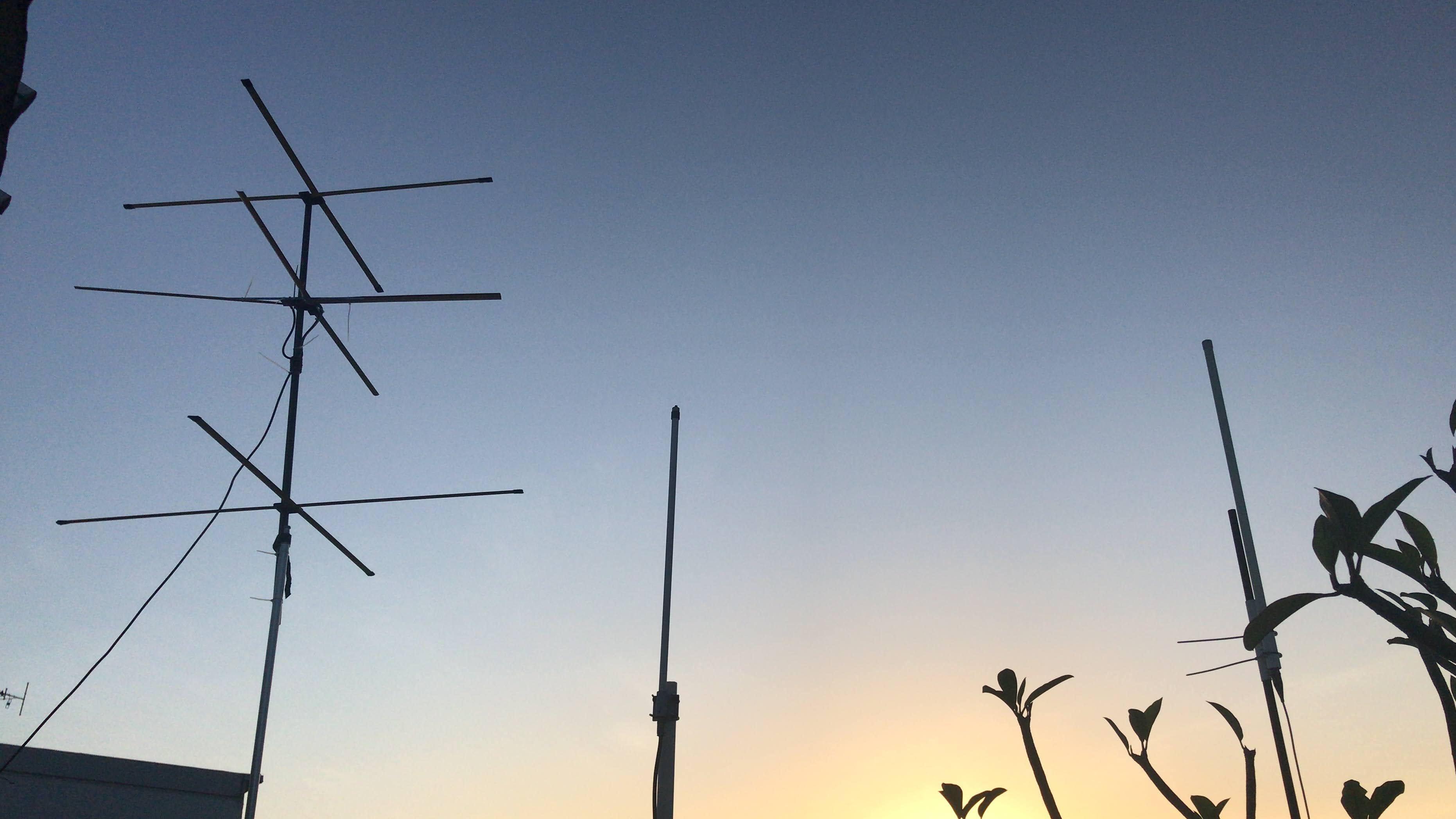 Martin 9V1RM - UHF
