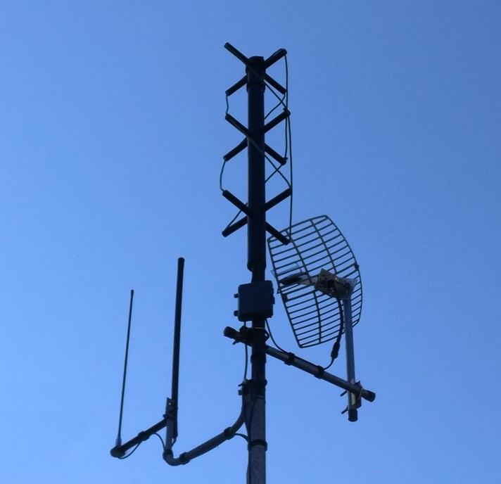 sam210723 VHF/UHF