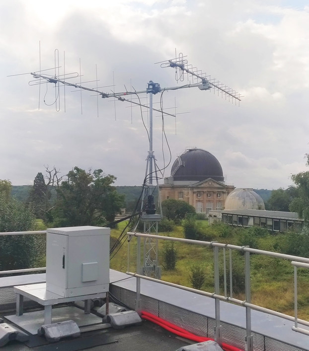 CCERES Ground Station