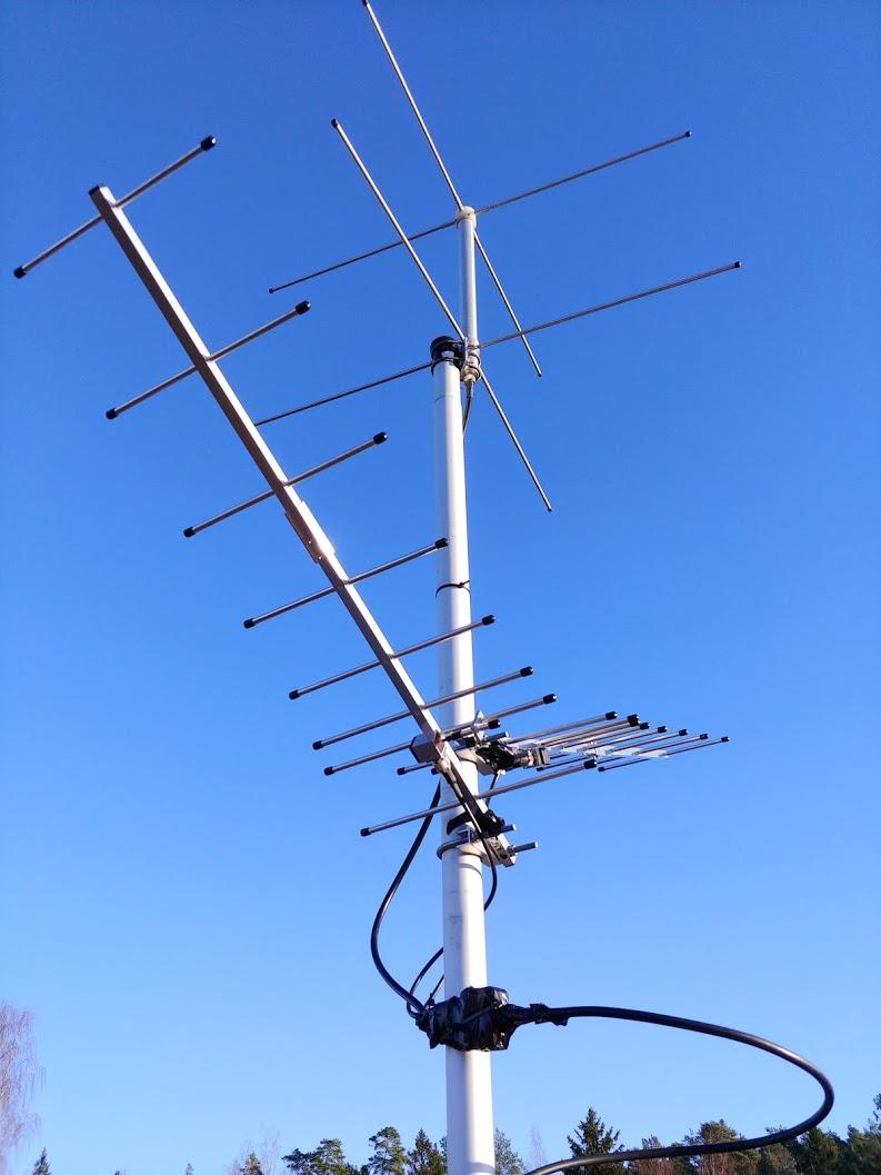 SM0TGU - VHF UHF