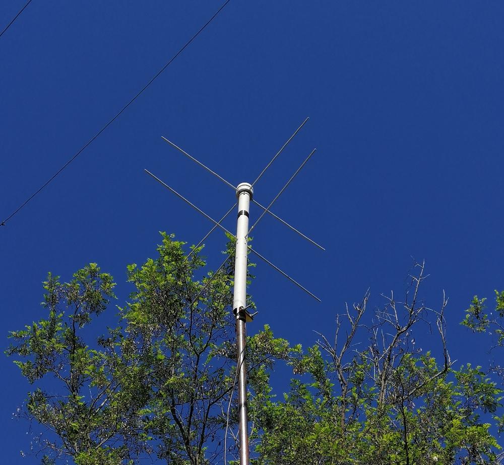 CE3VRT - VHF - UHF