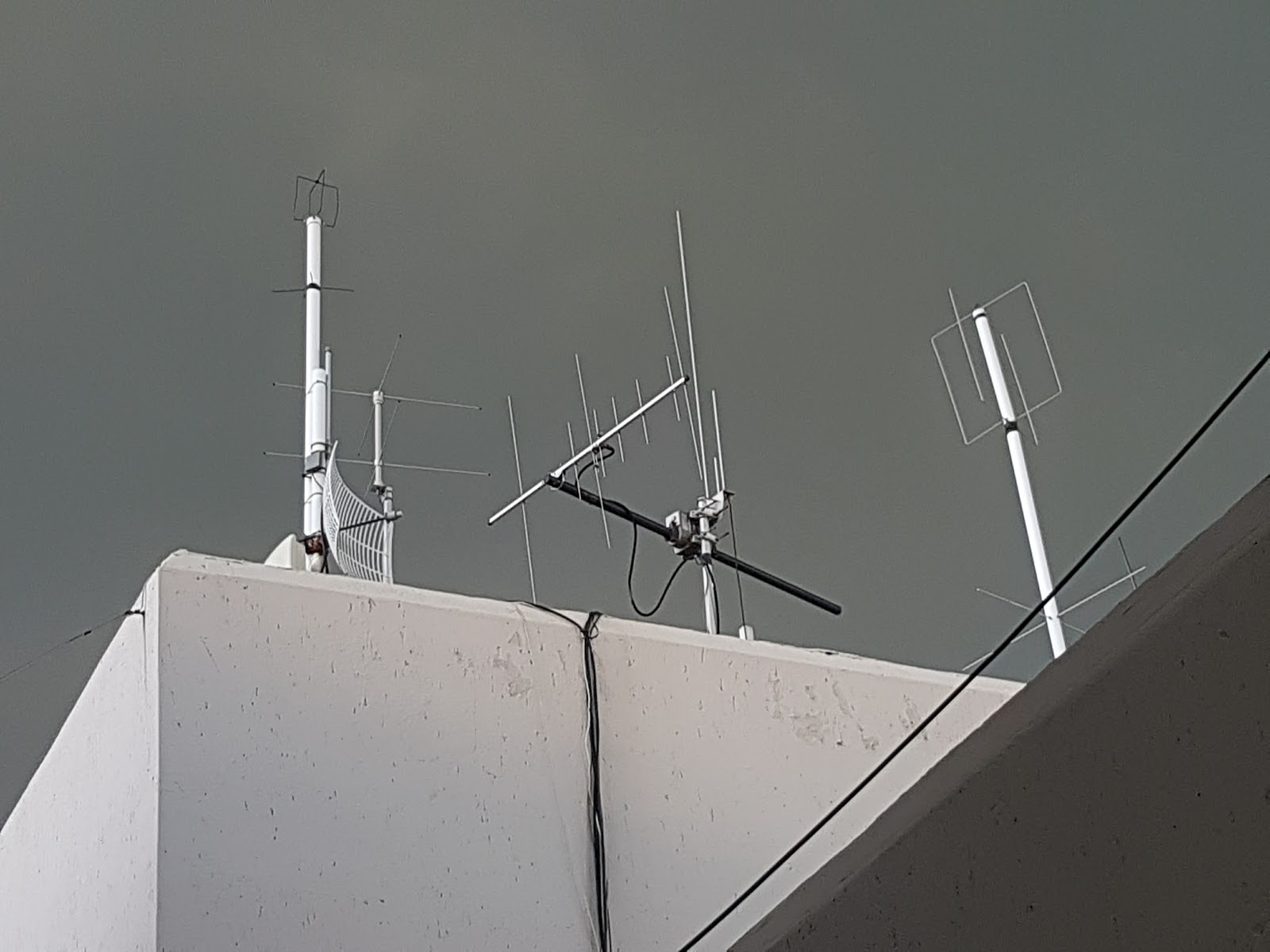 ZR6AIC Ground Station